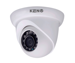 KN-DE406F28 | Видеокамера IP купольная
