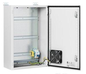 NSB-3860P4 (B386P4F0)   Шкаф монтажный