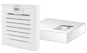 ВФУ SQ0832-0113 (255 мм)   Вентиляционная решетка с фильтром для вентилятора