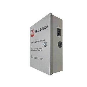 SR-UPS-12/5А   Блок бесперебойного питания