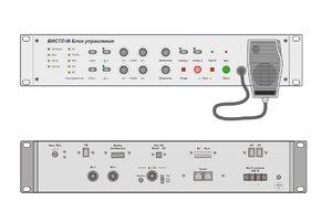 ВИСТ-М-БУ | Блок управления и индикации