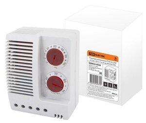 Гигротерм электронный ГТЭН-03 230В (SQ0832-0028) | Регулятор температуры воздуха и относительной влажности