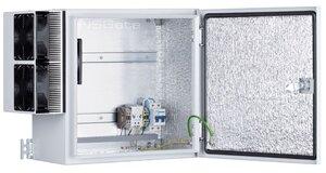 NSB-4040H1 (B404H1F0) | Шкаф монтажный