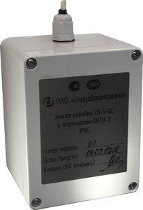 ZB-5-QC с DRTB-2 исп.01 | Монтажная зонная коробка