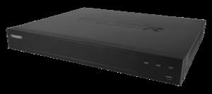 TRASSIR DuoStation 2416R-16P | IP-видеорегистратор 16-канальный