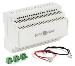 SKAT-12-4,0-DIN (597) | Источник вторичного электропитания резервированный