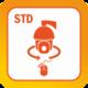 Модуль интерактивного управления камерами Interactive Dome - редакция STD