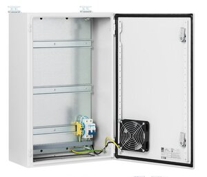 NSB-4040 (B404H0F0) | Шкаф монтажный