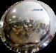 D=600х360   Зеркало купольное потолочное