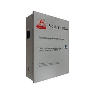 SR-UPS-12/10А   Блок бесперебойного питания