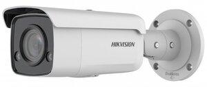 DS-2CD2T47G2-L(C)(4mm) | Профессиональная видеокамера IP цилиндрическая