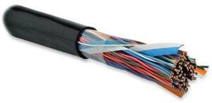 UUTP50-C3-S24-OUT-PE-BK | Кабель «витая пара» (LAN) для структурированных систем связи