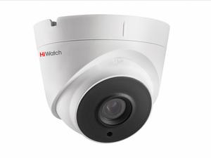 DS-I253M (2.8 mm) | Бюджетная IP-видеокамера купольная