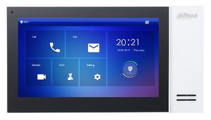 DH-VTH2421FW-P   Монитор IP-видеодомофона цветной