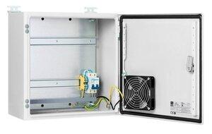 NSB-3838P2 (B383P2F0)   Шкаф монтажный