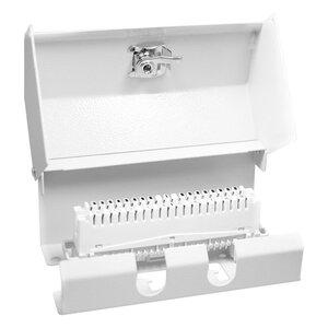 КРТМ 10 (12-0479-3Р) | Коробка распределительная с размыкаемым плинтом 3 кат.
