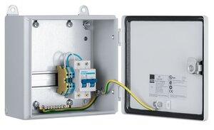NSB-2020 (E202H0F0)   Шкаф монтажный