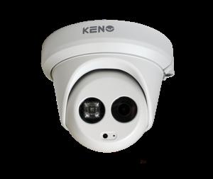 KN-DE409F28 MIС   Видеокамера IP купольная